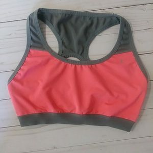 🔥Danskin Now sports bra pink and gray